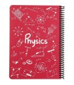 دفتر سیمی فیزیک دات نوت 100 برگ